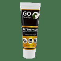Крем Go Healthy с регенерирующим, заживляющим и антисептическим действием фото
